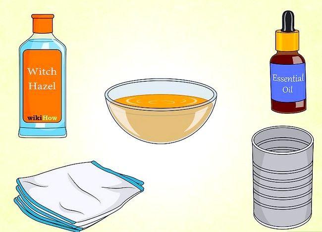 Hoe maak je een natuurlijke buitenafweermiddel tegen vliegen met essentiële oliën