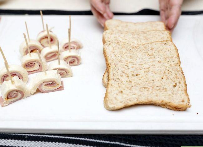 Titel afbeelding Make Pinwheel Sandwiches Step 15