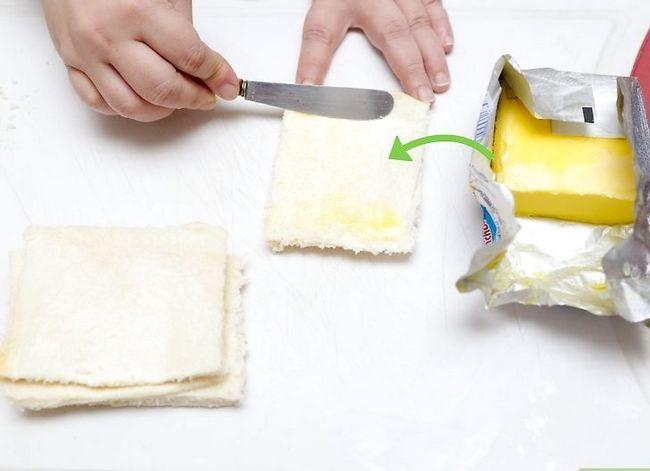 Titel afbeelding Make Pinwheel Sandwiches Step 4