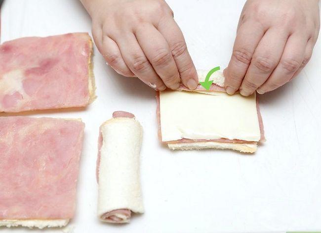 Titel afbeelding Make Pinwheel Sandwiches Step 7