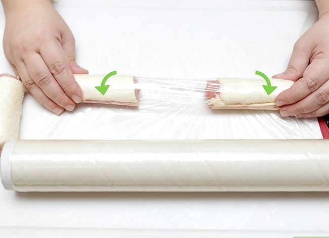 Titel afbeelding Make Pinwheel Sandwiches Step 8
