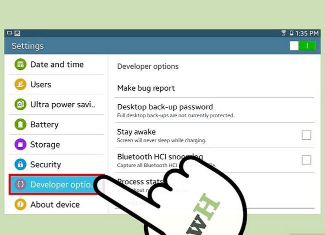 Titel afbeelding Root the Samsung Galaxy Tab 3 Step 4