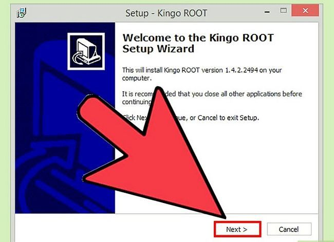 Titel afbeelding Root the Samsung Galaxy S3 Step 3