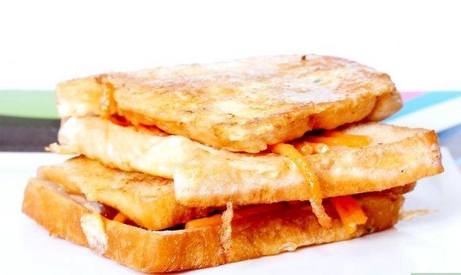 Titel afbeelding Make Breakfast Sandwiches Intro
