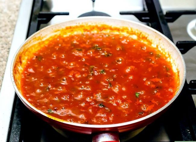 Titel afbeelding Make Pasta Sauce Step 15