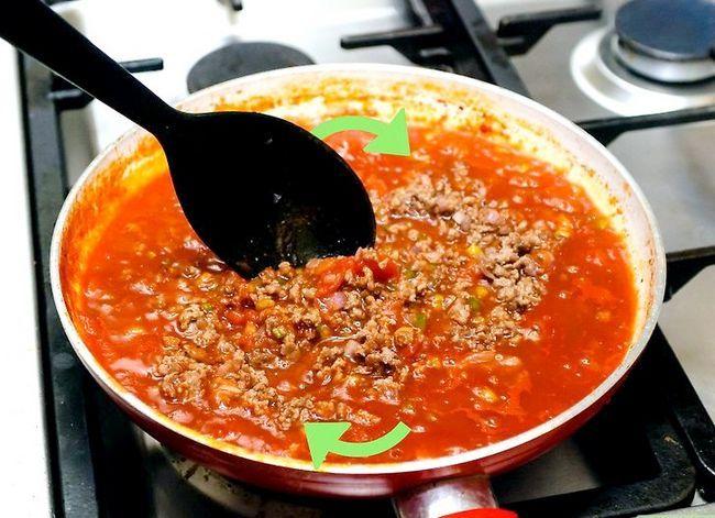 Titel afbeelding Make Pasta Sauce Step 10