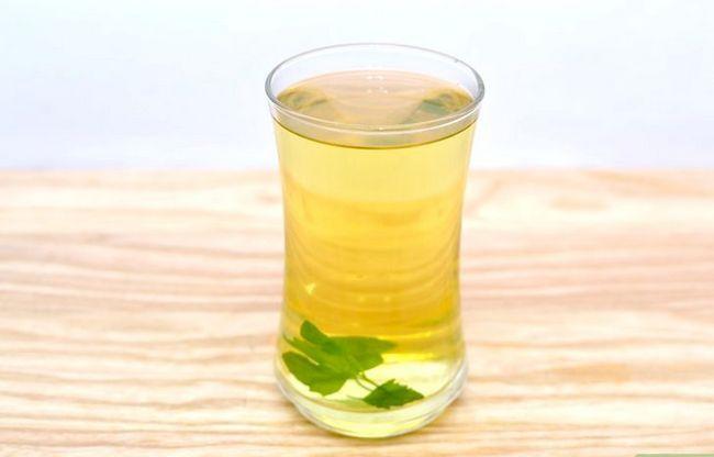 Titel afbeelding Make Lemon Balm Tea Step 2
