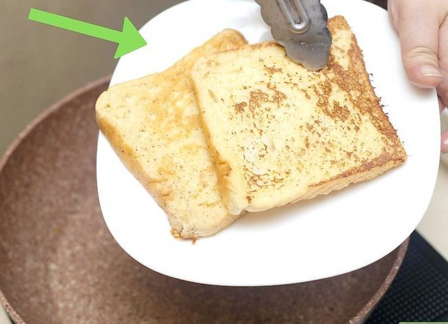 Titel afbeelding Make Cinnamon French Toast Step 6