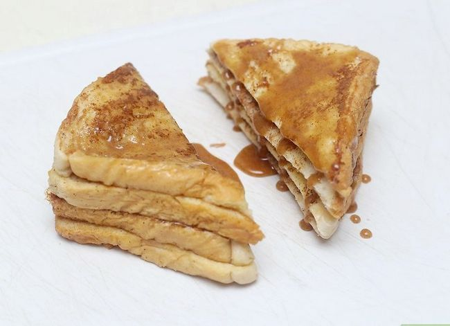 Titel afbeelding Make Cinnamon French Toast Step 13