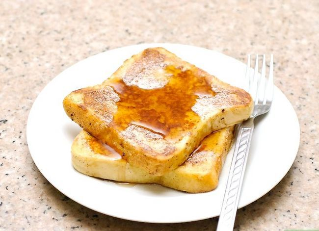 Titel afbeelding Make French Toast Without Vanilla Step 9