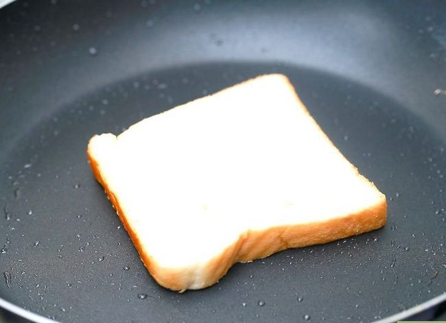 Titel afbeelding Cook Fried Bread Step 4