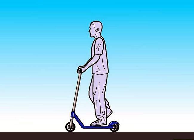 Hoe trucs doen op een Razor-scooter
