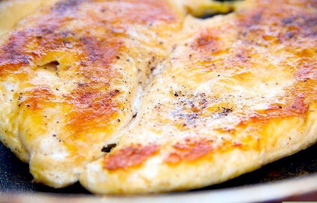 Titel afbeelding Make a Grilled Chicken Sandwich Club Stap 1