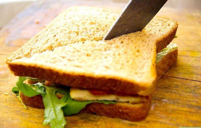 Titel afbeelding Make a Grilled Chicken Sandwich Club Step 5