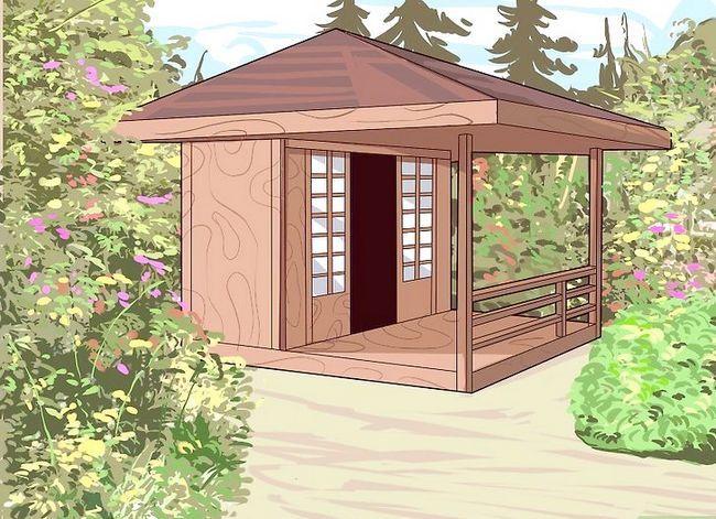 Titel afbeelding Build a Japanese Garden Step 11