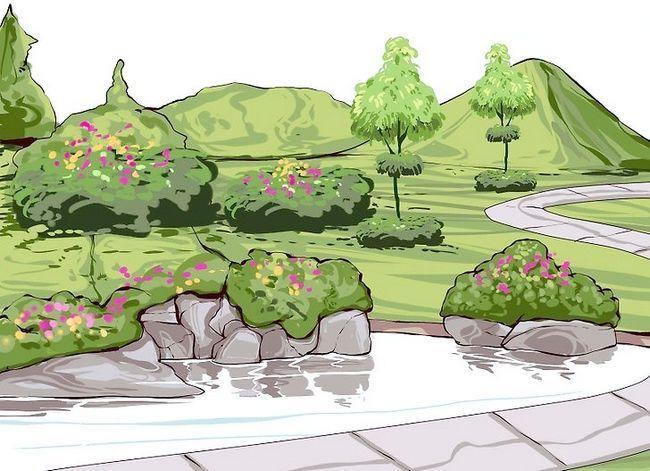 Titel afbeelding Build a Japanese Garden Step 16