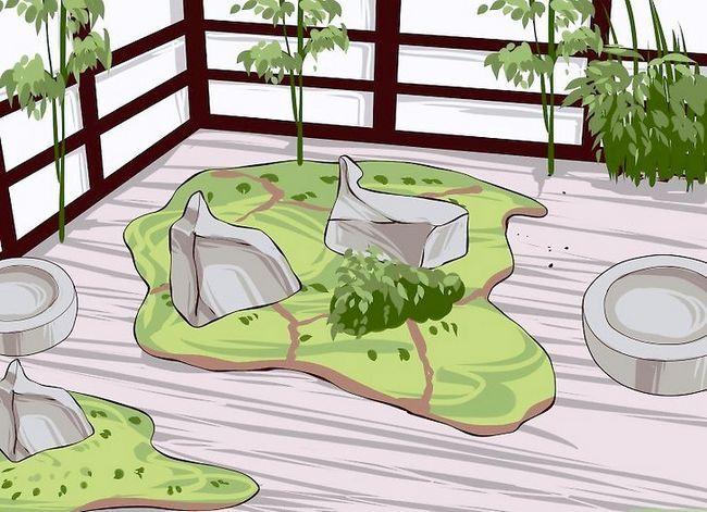 Titel afbeelding Build a Japanese Garden Step 18
