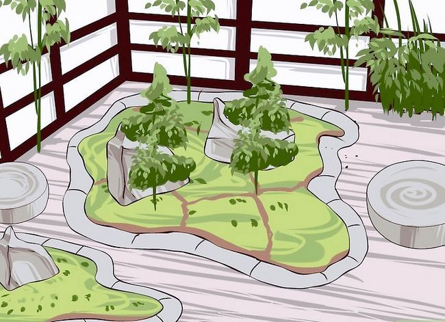 Titel afbeelding Build a Japanese Garden Step 20