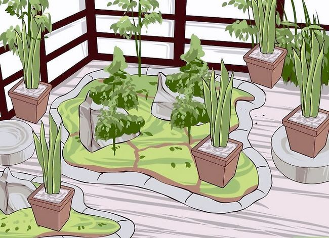 Titel afbeelding Build a Japanese Garden Step 21
