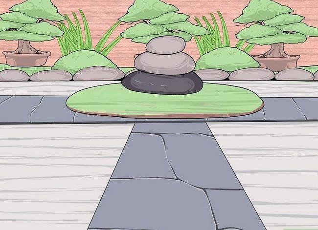 Titel afbeelding Build a Japanese Garden Step 4