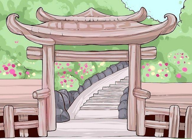 Titel afbeelding Build a Japanese Garden Step 6