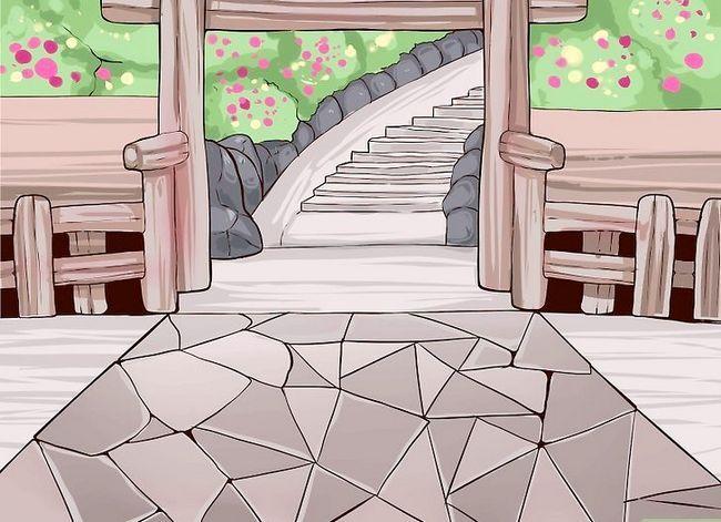 Titel afbeelding Build a Japanese Garden Step 7
