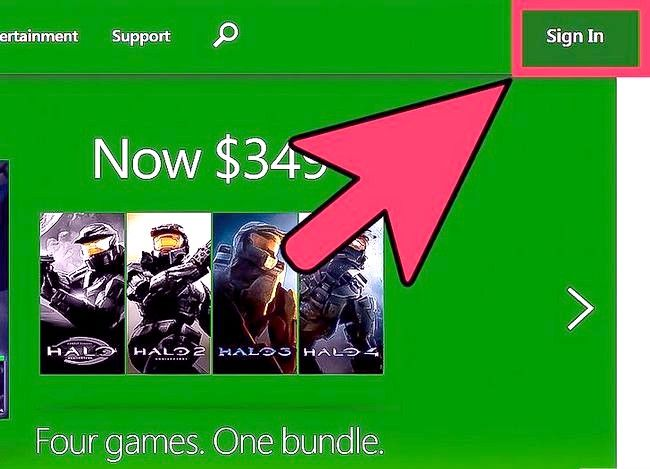 Titel afbeelding Make a Payment for Xbox Live Step 1