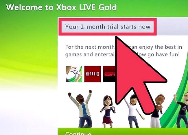 Titel afbeelding Make a Payment for Xbox Live Step 3