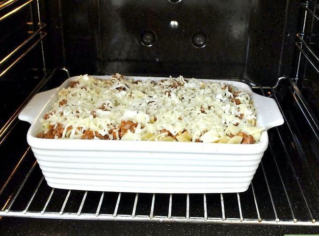 Titel afbeelding Make a Pasta Bake Step 18