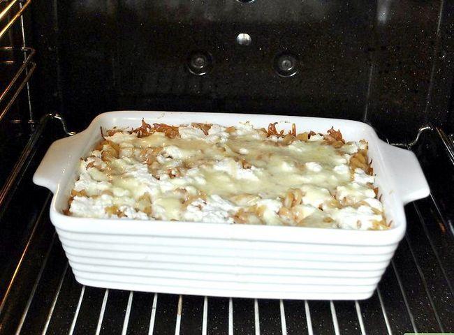 Titel afbeelding Make a Pasta Bake Step 7