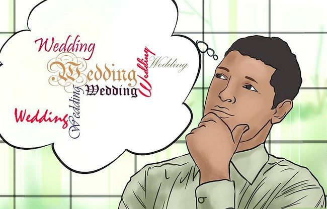 Titel afbeelding Make a Wedding Program Step 10