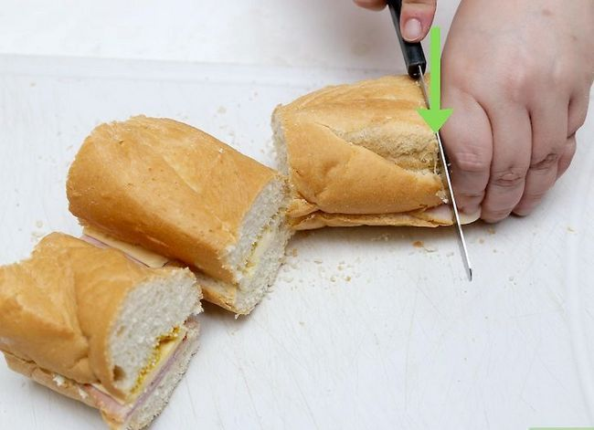 Titel afbeelding Make a Ham and Cheese Sandwich Step 5
