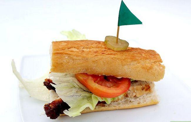 Titel afbeelding Make a Chicken Sandwich Step 12