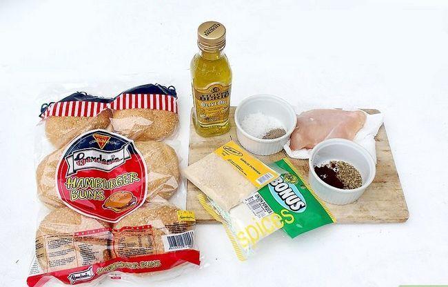 Titel afbeelding Make a Chicken Sandwich Step 13