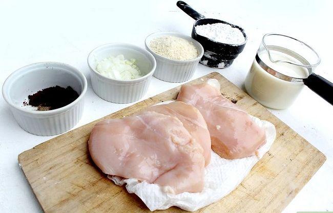 Titel afbeelding Make a Chicken Sandwich Step 6