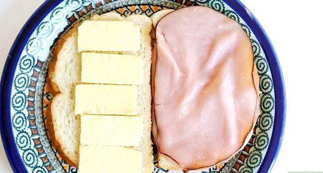 Titel afbeelding Make a Monte Cristo Sandwich Step 1