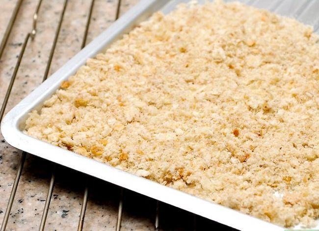 Titel afbeelding Make Crumb Topping Final