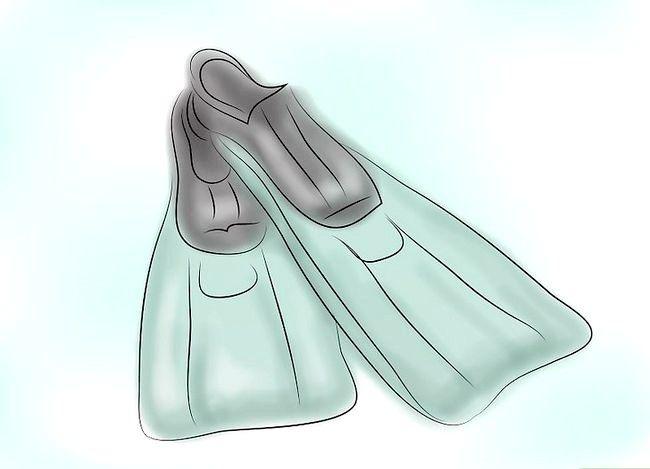 Hoe maak je een zeemeermin staart