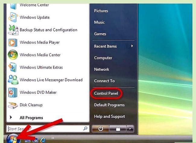 Titel afbeelding Backup Your Computer in Windows Vista Stap 1