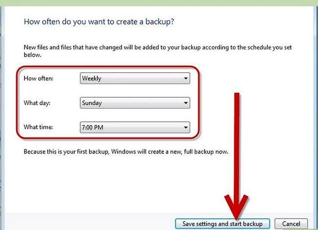 Titel afbeelding Backup Your Computer in Windows Vista Stap 13