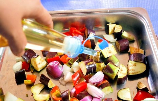 Titel afbeelding Make a Roasted Vegetable Salad Step 3