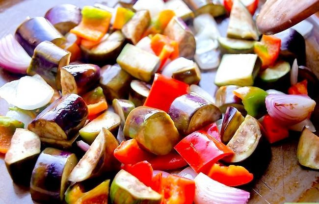 Titel afbeelding Make a Roasted Vegetable Salad Step 4