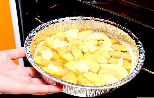 Titel afbeelding Make Crispy Apple Tart Step 10