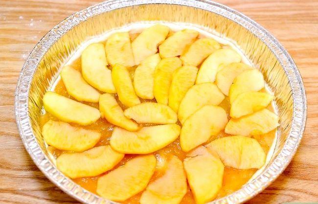 Titel afbeelding Make Crispy Apple Tart Step 8