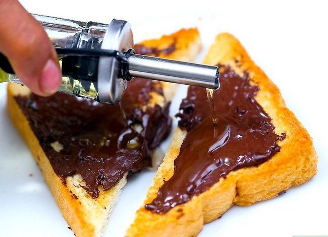 Titel afbeelding Make Chocolate Toast Step 12