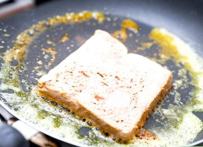 Titel afbeelding Make Chocolate Toast Step 17