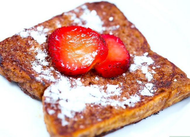 Titel afbeelding Make Chocolate Toast Step 19