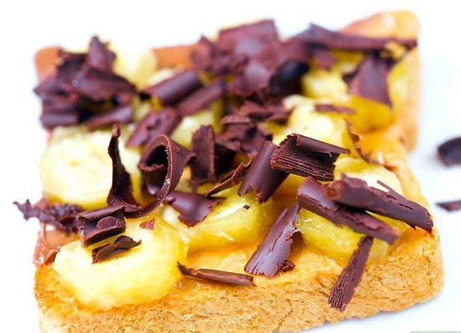 Titel afbeelding Make Chocolate Toast Step 23