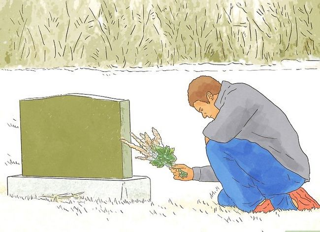Titel afbeelding Pay Your Respects When Someone You Dies Dies Step 11