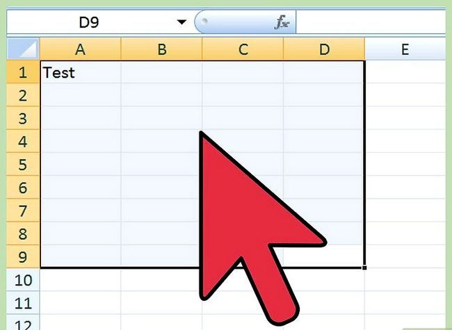 Titel afbeelding Import Excel In Access Step 4
